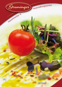 Unser Tipp - FrühlingskatalogRandvoll mit saisonalen Cateringideen für Ihr Fest!