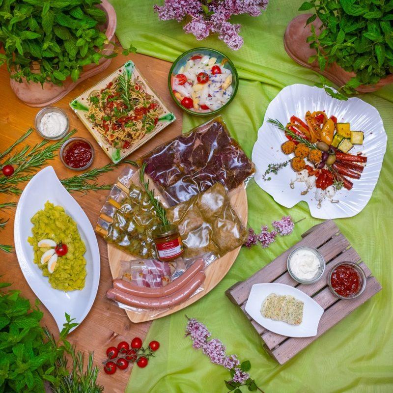 Grillbox Mai/Juni Jede Woche eine neue Auswahl! Infos unter http://www.gruninger-home.de