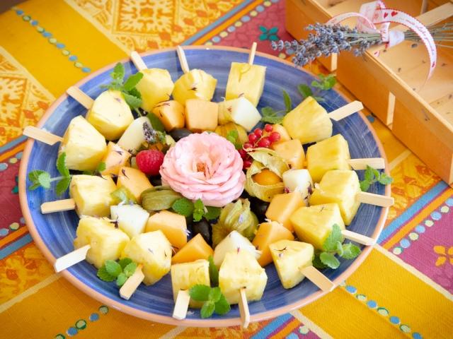 Fruchtspieße
